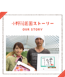 小野花匠園ストーリー